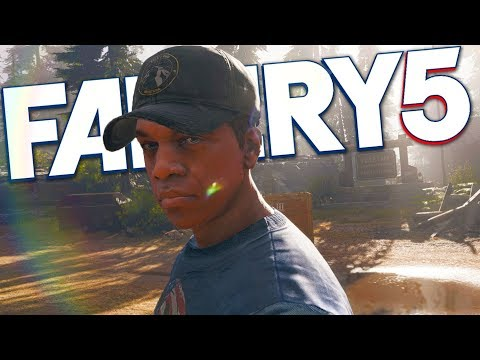Far Cry 5 | THE STORY OF CHRIS!!
