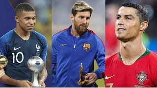 Top 10 Best Foolball Players In The World 2019