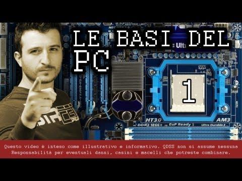 Le Componenti del PC. Come Smonto il Computer? Tecnologia #1