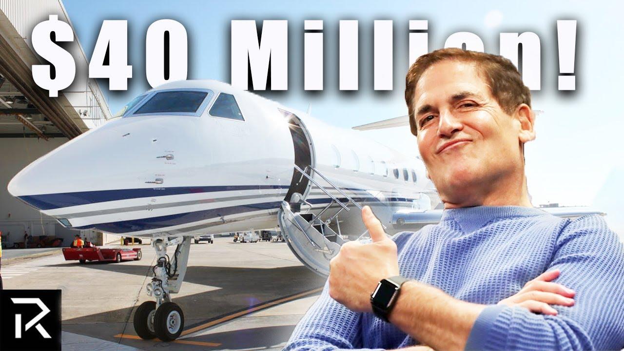 How Mark Cuban Spent $4.2 Billion