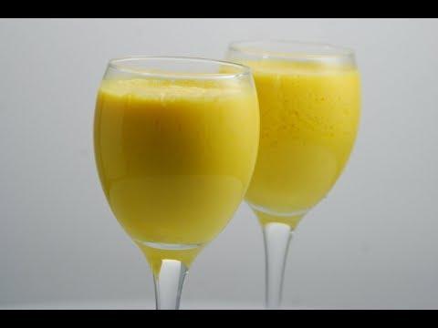 Mango & Peach Smoothie | New Season | Cooksmart | Sanjeev Kapoor Khazana