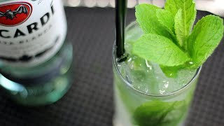 Download How to make the Best Mojito - Cocktail Recipe Video