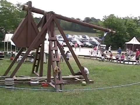 Ultimate Trebuchet DIY Project