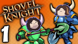 Shovel Knight Co-Op: Bouncin