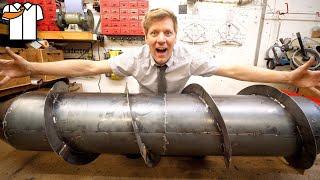 Homemade Screw Tank #1 SCREWS