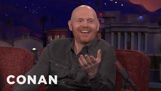 Bill Burr Wants To Yell At Other People's Kids