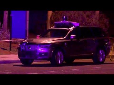 Autonomous Uber crash likely 'unavoidable'