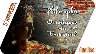 Philosophie: Orientierung Oder Träumerei? - Beate Himmelstoß Im Gespräch Mit Frank Stoner