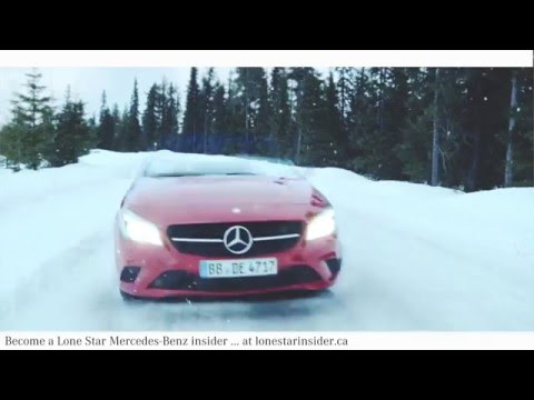 Lone Star Mercedes-Benz - 4Matic System - Calgary Mercedes Dealer Dealership