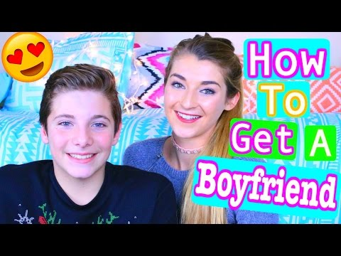 How to get a BOYFRIEND?!