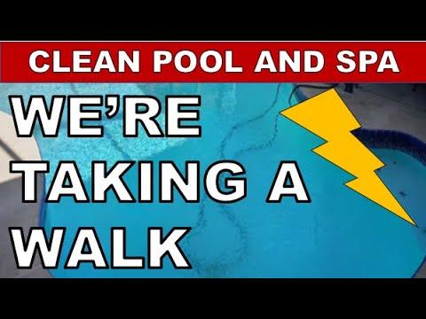 DE Swimming Pool Hayward Filter Multiport Valve Walk-Thru