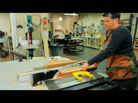 Square Lumber with Planer & Table Saw | Woodworking