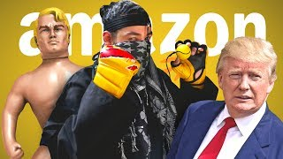 STRETCH ARMSTRONG VS TRUMP • AMAZON PRIME TIME