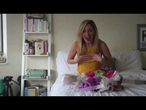 How to Make a Bridal Shower Bow Bouquet