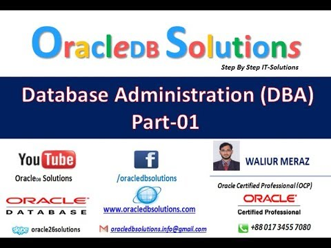Oracle DBA | How To Enlarge The Database | Bangla | DBA1-16