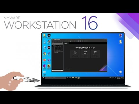 Connecting USB Devices on VMware Workstation Pro