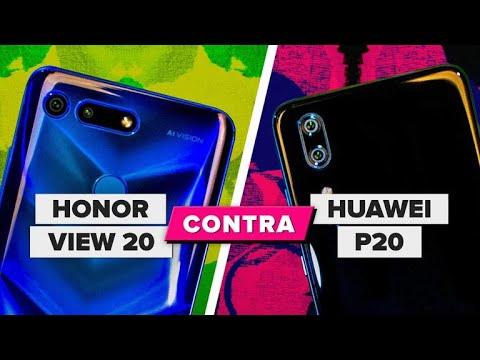 Honor View 20 vs. Huawei P20: ¿Cuál es mejor?