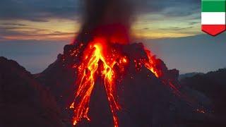 Volcano eruption: Scientists find magma source of deadly Italian supervolcano - TomoNews