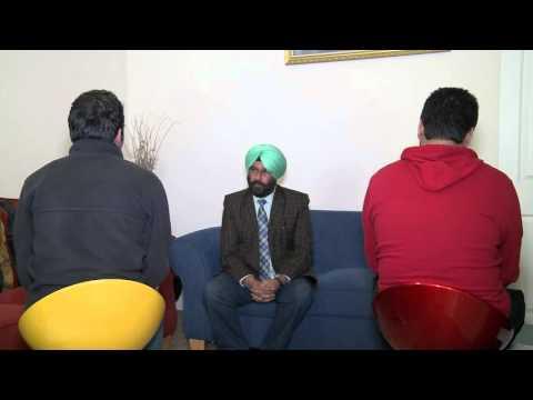 Punjabi enters in USA illegally. Tragic story