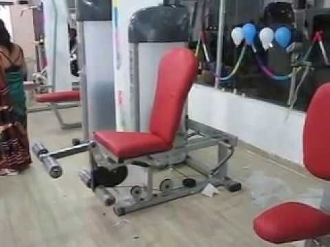 Gym Equipments Manufacturer in India