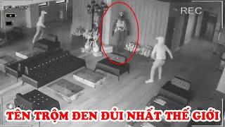 Camera Vô Tình Quay Lại 10 Tên Trộm Đen Đủi Chưa Được Tổ Nghề Phù Hộ #12