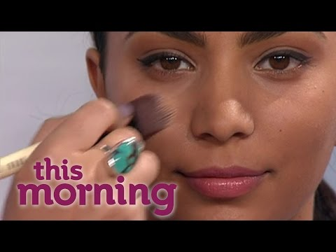 Bryony Blake Explains How to Pick Foundation for Darker Skin | This Morning