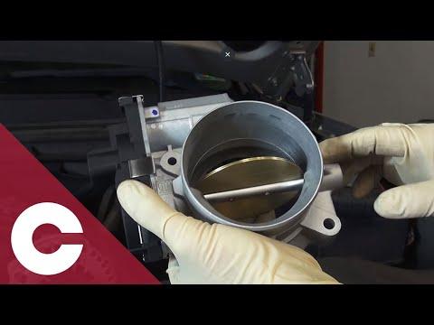 GM Truck Electronic Throttle Body (ETB) Relearn Procedure