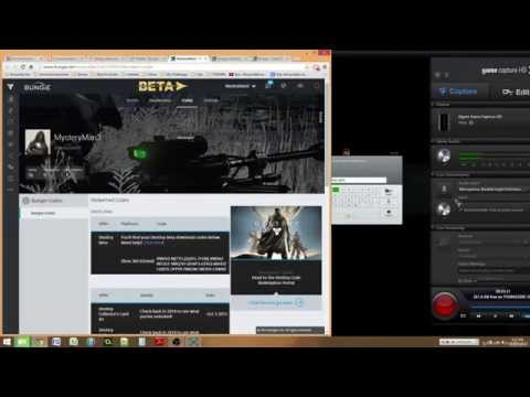 Destiny Beta Download Tutorial Xbox 360 تحميل  2014