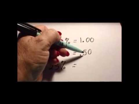SCCMAT205 Fraction Decimal Equivalents part I