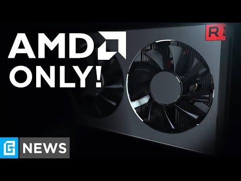 No Custom Radeon 7 GPUs, Why It Has 16GB of HBM!