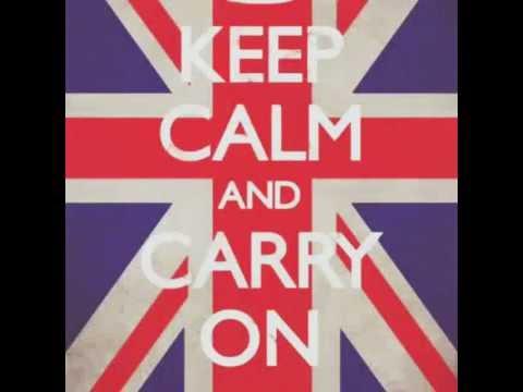 Keep calm (photo grid)