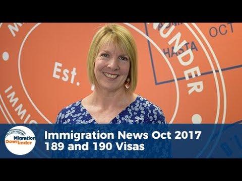 Immigration News Australia: 189 and 190 Visa