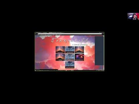Stackathon Presentation: Frameshift: a dream journal