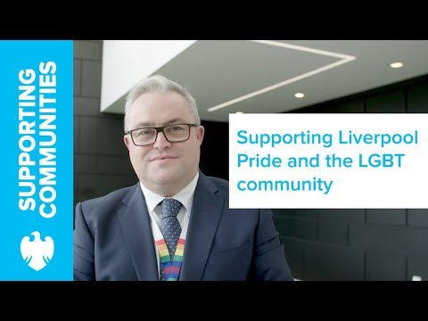 Mark Amario on supporting the LGBT and Ally community | Barclays