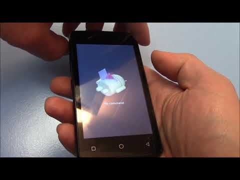 How To Hard Reset A UMX MXG401 Smartphone