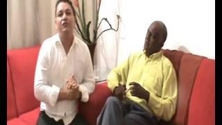Luiz Motivador Entrevista O Cantor Law Lima Da Banda Love Beat - Parte I