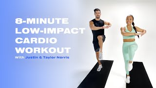 8-Minute Low-Impact Cardio Workout With LIT Method