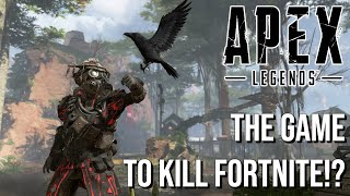 The New Fortnite!? - Apex Legends Livestream And Grinding