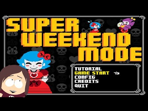 Super Weekend Mode    3 Button Challenging Arcade Game