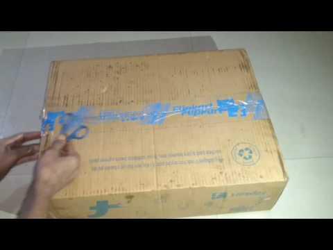 HP 15-AC170TU Laptop unboxing in India Flipkart /MRP, 23990