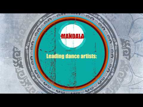 Mandala - a spectacular arts event in Birmingham & Nottingham, September 2012