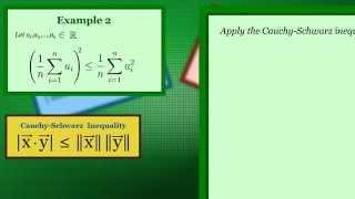 Stanford Math 51H 2 3 Cauchy-Schwarz Inequality - PakVim net