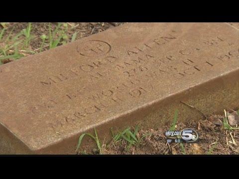 WWII Veteran's Grave Marker Found in Magnolia Springs