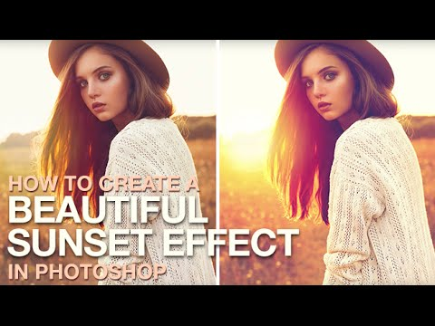 How to Create a Beautiful Fantasy Sunset Effect in Photoshop