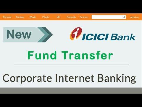 #4 icici corporate banking fund transfer in hindi | Full Process in hindi - Somesh Gupta