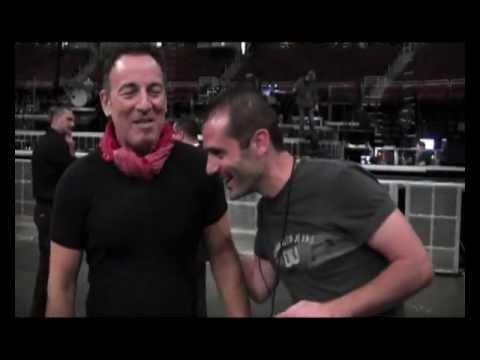 Doctor Music & Bruce Springsteen en NY II