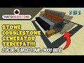 CARA MEMBUAT STONE GENERATOR SIMPLE! TUTOREDSTONE #3