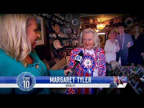 ROYAL WEDDING: Meet One Of The Biggest Royal Fans | Studio 10