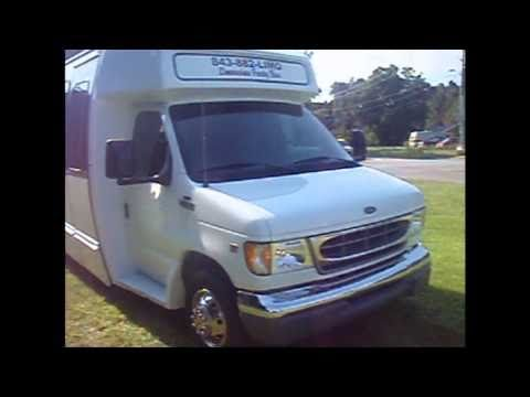 CHARLESTON, SC PARTY BUS  843-882-5466 WWW.TCTSLIMO.COM