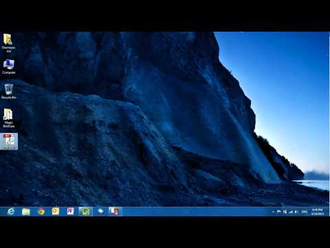 How to Change File Associations in Windows 7 and Windows 8